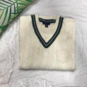 Club Room Sweater Vest v knock
